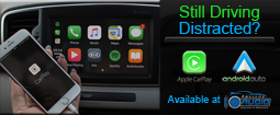 Call us how Apple CarPlay or AndtroidAuto can help you stay connected!