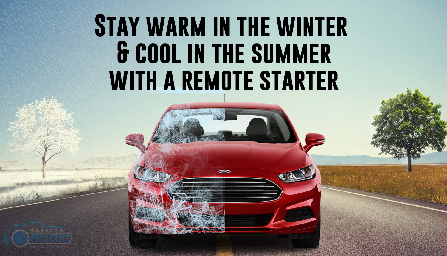 Winter/Summer remote starter