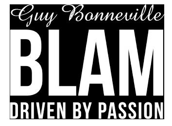 Blam Audio Logo